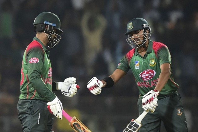 Bangladesh Beat West Indies By 8 Wickets In 3r ODI; Claim Series 2-1