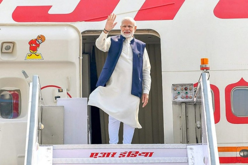Over Rs 2000 Crore: Cost Of PM Modi's Foreign Trips Since 2014