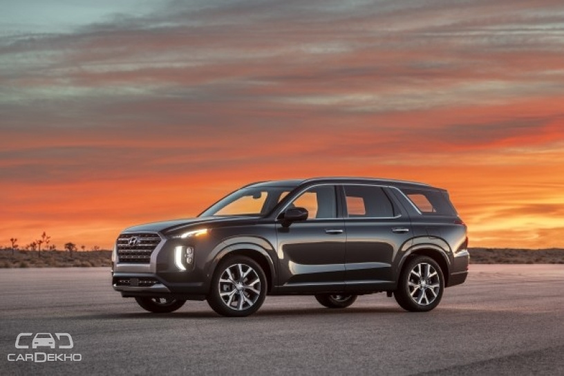Hyundai Palisade Gets A Diesel Engine May Launch In India
