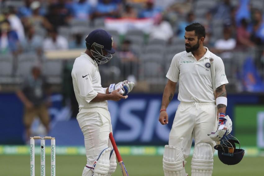 India's Tour Of Australia, 2nd Test, Day 2 Report: Virat Kohli, Ajinkya Rahane Steady Indian Ship In Perth