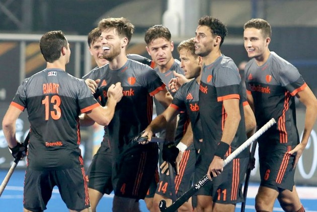Hockey World Cup It S Neighbours Belgium And Netherlands In Odisha