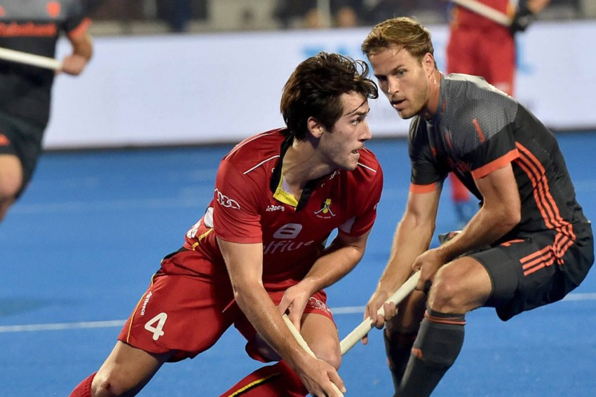 Hockey World Cup: Belgium Beat Netherlands In Shootout To Win Maiden Title