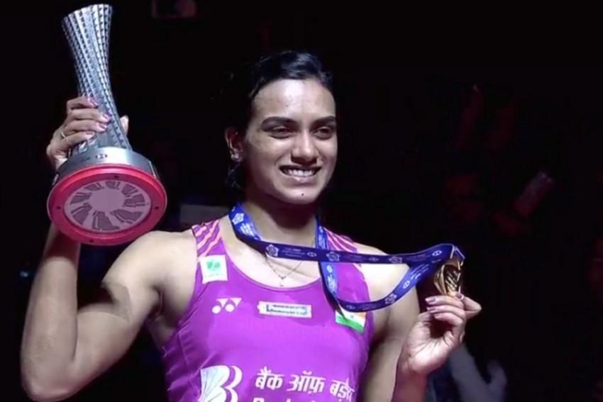 Ace Shuttler PV Sindhu Makes History, Wins Maiden BWF World Tour Finals Title