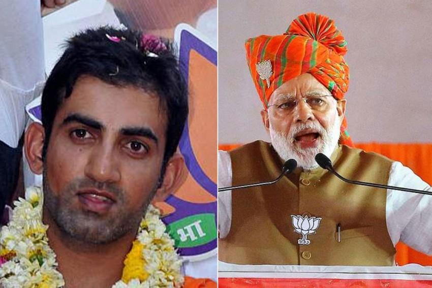Gautam Gambhir Shares Letter Written To Him By PM Narendra Modi – MUST READ