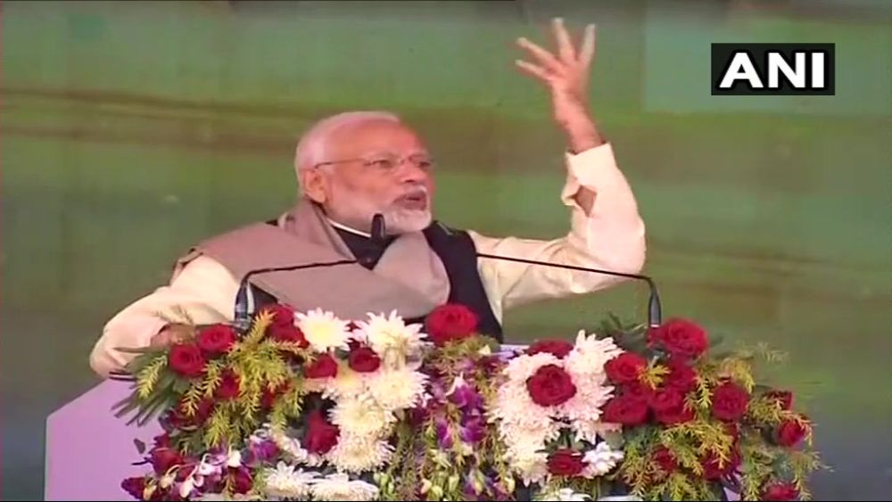 Congress Is Upset Because Of Transparency In Defence Deals In My Govt: PM Modi