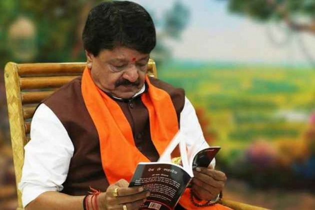Son Of Foreigner Can't Think Of Nation's Interest: BJP Leader On