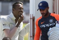 India's Tour Of Australia: BCCI Drafted Hardik Pandya, Mayank Agarwal Drafted Into Test Squads