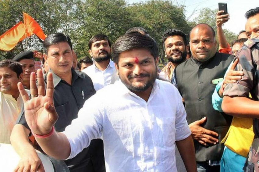 Will Give Up Demands If 2 Crore Jobs Created, Farmers Paid Fairly: Hardik Patel