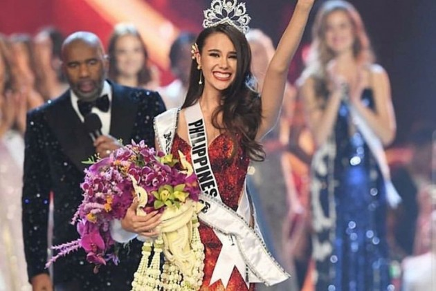 Philippines' Catriona Elisa Gray Crowned Miss Universe 2018, India Fails To Make It To Top 20