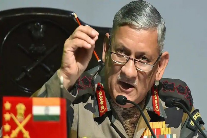 Army Not Ready For Women In Combat Role: Bipin Rawat