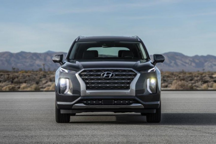 Hyundai Palisade On The Cards For India?