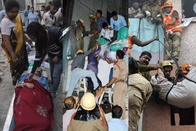 From Mumbai's ESIC Kamgar To Calcutta's AMRI: List Of Major Hospital Fire Outbreaks In India