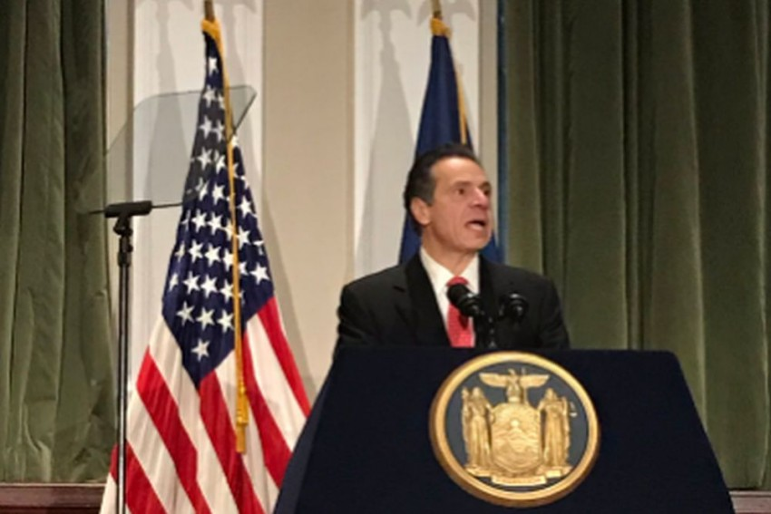 Recreational Use Of Marijuana To Be Legalised In New York, Says Governor