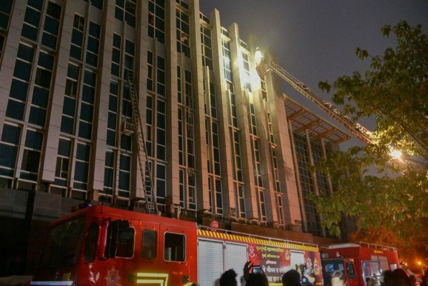 6-Month-Old Among 8 Killed In Mumbai Hospital Fire