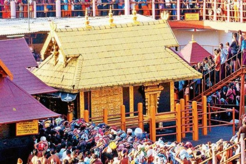Watch: Entry Denied Earlier, Four Transgenders Complete Sabarimala Darshan