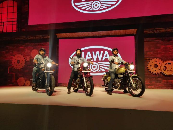 Jawa, Forty Two Will Not Get Perak's Larger 334cc Engine