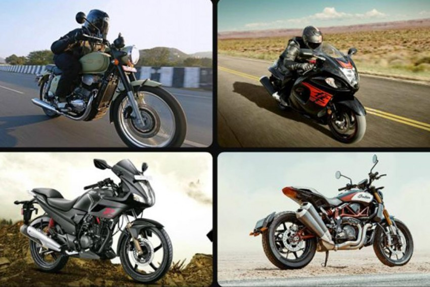 Motorcycle News Of The Week: Jawa Motorcycles, Suzuki Hayabusa, New Hero Karizma And Much More