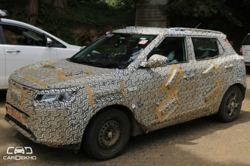 Mahindra S201 SUV Official Name, Details To Be Revealed On December 19