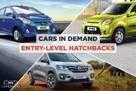 Cars In Demand: Maruti Alto, Renault Kwid Top Segment Sales In November 2018