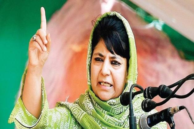 'God Save! They Have Not Given Voting Rights To Cows': Mehbooba Mufti Takes A Dig At BJP