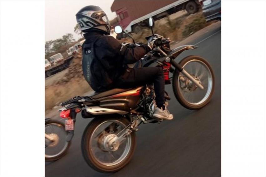 Yamaha XTZ 125 Off-Road Bike Spied In India