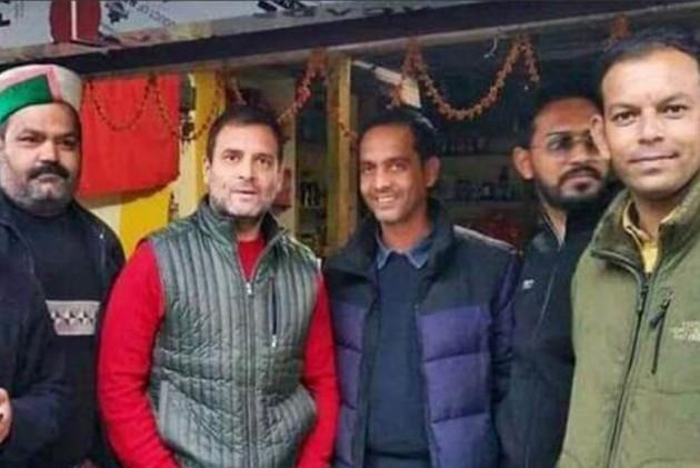 Rahul Gandhi On Holiday In Shimla With Sister Priyanka After Election Victory