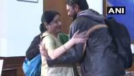 Meri Madam Mahaan: Mother Of Indian National Released From Pak Jail