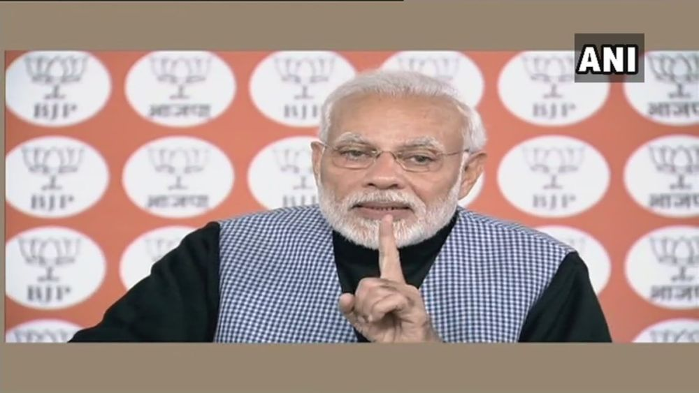 Image result for pm modi interaction in puducherry