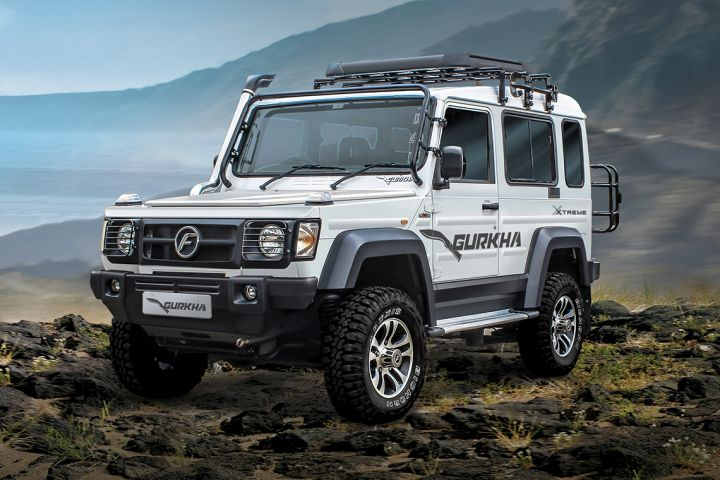 Force Launches Gurkha Xtreme at Rs 12.99 lakh