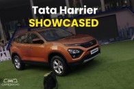 Tata Harrier Makes Its Public Debut Ahead of January 2019 Launch