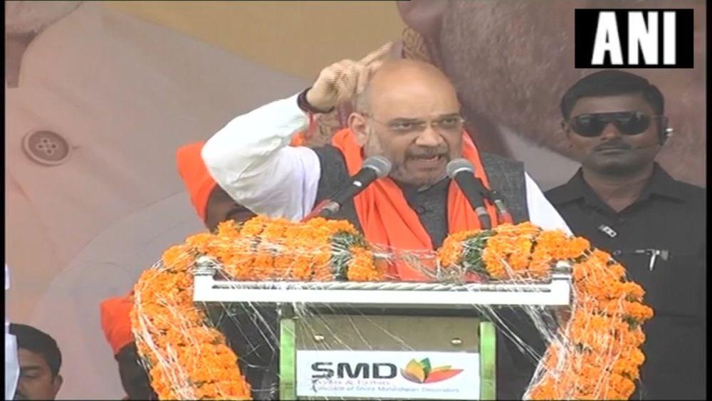 Congress Believes In 'Appeasement' Of Minorities To Win Elections: Amit Shah