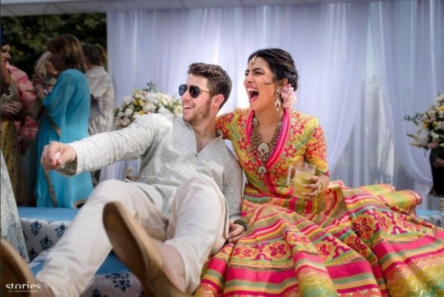 Priyanka Chopra-Nick Jonas Get Married In A Christian Ceremony In