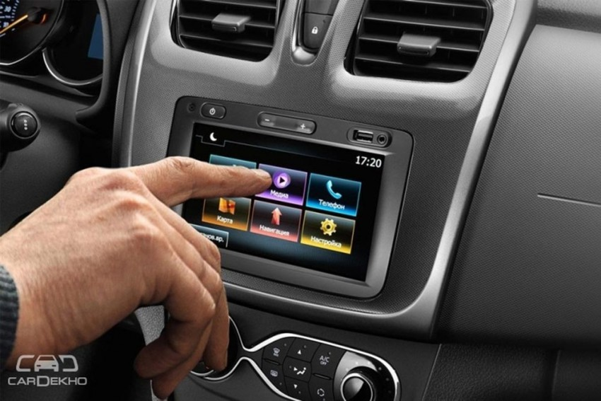 Renault Duster, Captur, Kwid Likely To Get Media Nav 4.0 With Android Auto & Apple CarPlay