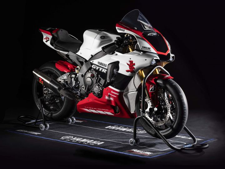 Yamaha's YZF-R1 GYTR Costs Over Rs 30 Lakh!