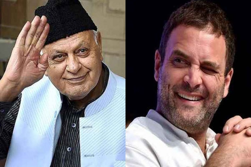Rahul Gandhi Is No Longer <em>'Pappu'</em> After Election Victory In Three States, Says Farooq Abdullah