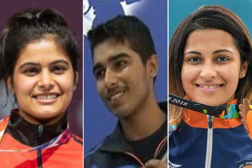 Shooting Year-Ender 2018: Young Guns Call Shots In India
