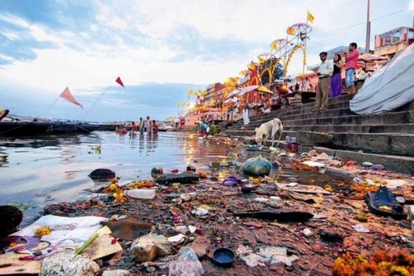 Ganga Water Pollution Severe, Only One Of 39 Locations Clean: CPCB