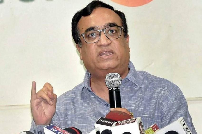 Ajay Maken Slams AAP Govt Over Resolution To Withdraw Rajiv Gandhi's Bharat Ratna