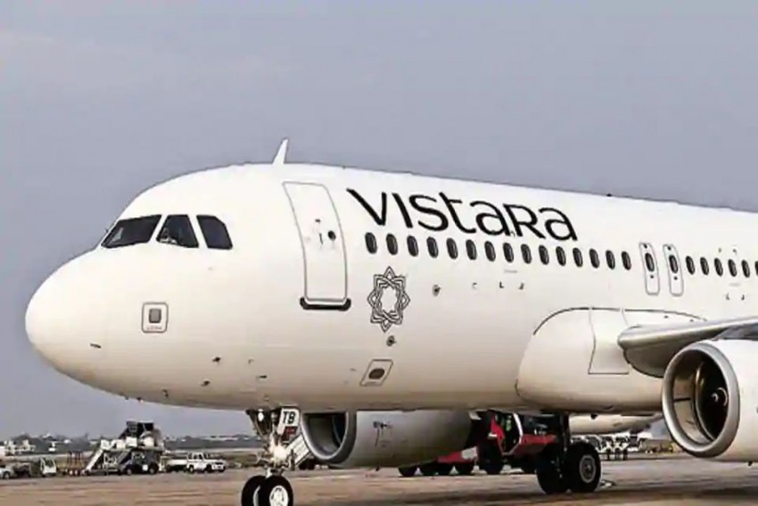 Vistara Passenger Insists On Smoking Mid-Air, Offloaded