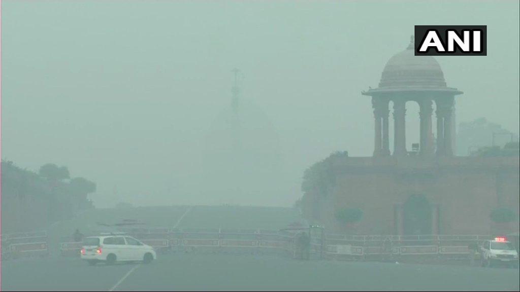 Delhi-NCR Air Quality Turns 'Severe', Smog Reappears Again