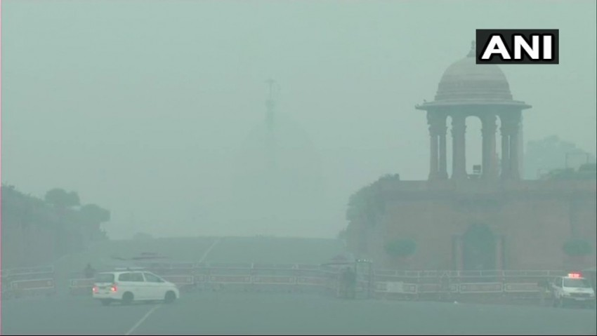 Delhi-NCR Air Quality Turns 'Severe', Smog Reappears Again