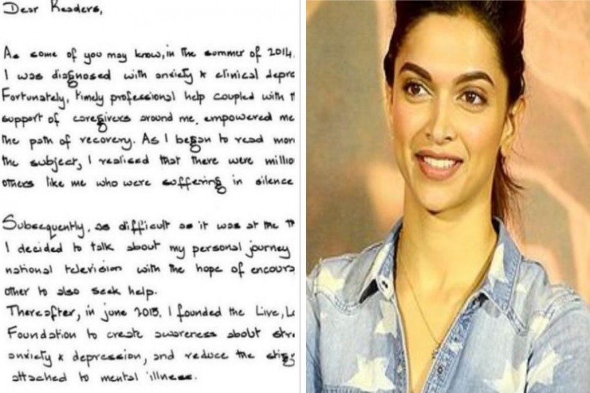 Days Before Marriage, Deepika Padukone Wrote About Her Fight Against Depression, Anxiety