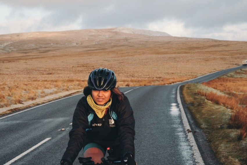 20-Year-Old Pune Woman Vedangi Kulkarni Becomes The Fastest Asian To Cycle The Globe