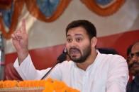 Tejashwi Yadav Hits Out At BJP For Seat-Sharing In Bihar