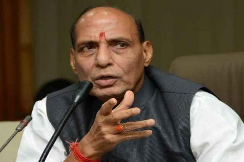 India Only Country In The World Where Diverse Religions Co-Exist Peacefully: Rajnath