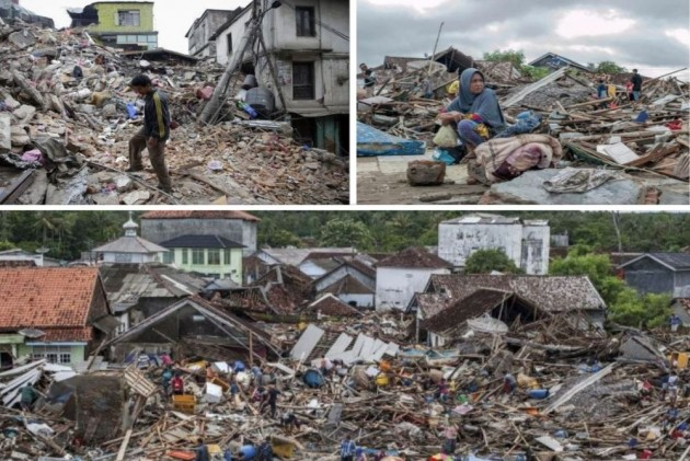 Earthquakes To Tsunamis: Major Natural Disasters That Hit Indonesia