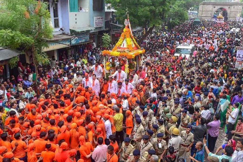 BJP Seeks Permission To Hold Rath Yatra In Kolkata, Approaches SC For Urgent Hearing