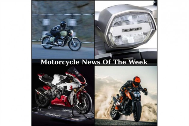 Motorcycle News Of The Week: Jawas And 250 Duke Get ABS, New Dominar 400 And Much More