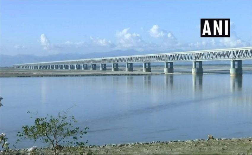 Bogibeel Bridge At Brahmaputra  River May Hit Ferry Business, Says Boatmen