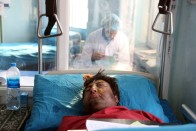 Afghan Government Office Attack Toll Climbs To 48